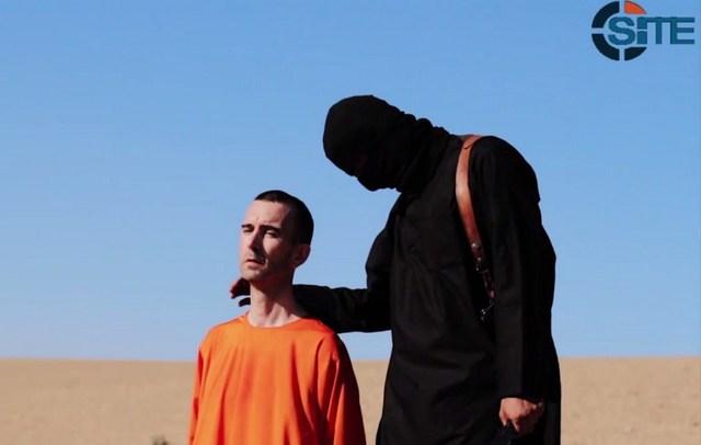 Jihadi John, eksekutor ISIS, dilaporkan tewas dalam serangan udara oleh AS. Foto oleh AFP