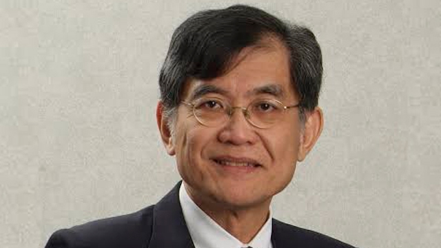 MOVING UP. Former UP professor Emmanuel Esguerra now holds the roles of Acting Socioeconomic Planning Secretary and Director-General of NEDA concurrently. Photo from UP School of Economics