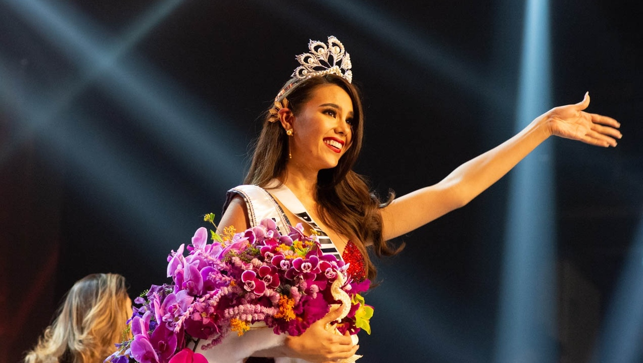 CONGRATS CATRIONA. Catriona Gray emerged victorious among 93 other Miss Universe 2018 hopefuls from around the world. Photo by Lillian Suwanrumpha/AFP
