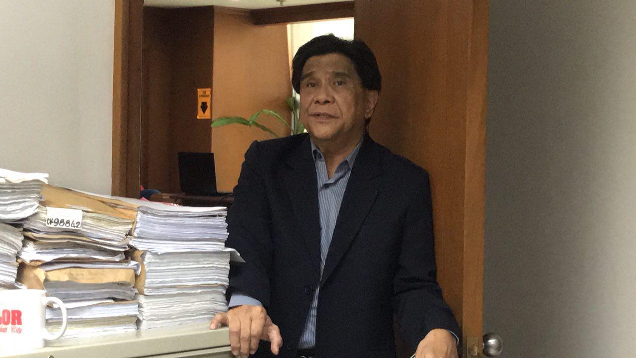 NO DECISION. Makati Regional Trial Court Branch 150 Judge Elmo Alameda says no decision will be made on September 7 regarding the DOJ's petition against Senator Trillanes. Photo by Aika Rey/Rappler
