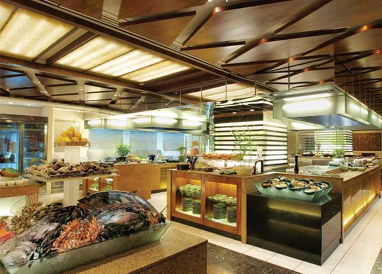 Photo from New World Manila Bay Hotel