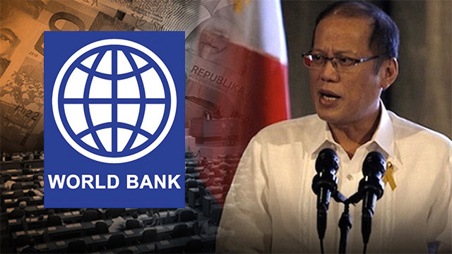 GROWTH FORECASTS. The growth would pick up if the Philippine government executes its budget  and super typhoon Yolanda  master  plan, World Bank says in its East Asia Pacific Economic Update Monday, April 13, 2015. File photo by Rappler