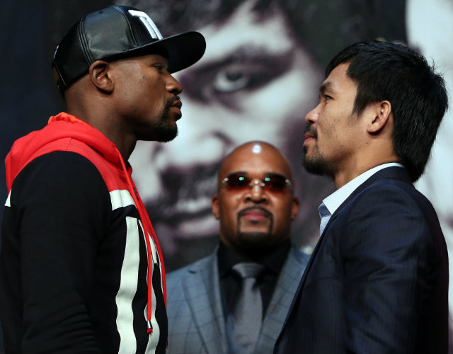HOW MUCH? $400 million. That is how much Manuel u201cMannyu201d Pacquiao earned throughout his two-decade boxing career, including the much-anticipated, match-of-the-century bout with Floyd Mayweather. File photo by Chris Farina / Top Rank