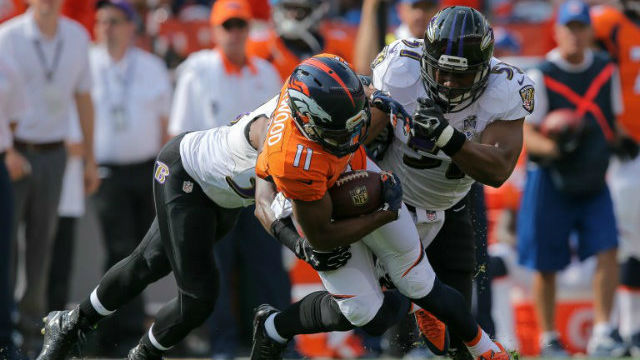 SUPER BOWL-BOUND. Jordan Norwood and his Broncos will look to win an NFL title in San Francisco. File Photo by Doug Pensinger/Getty Images/AFP