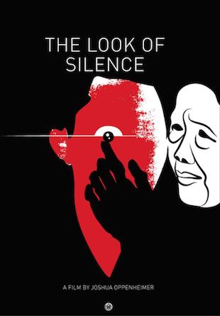 LUKA LAMA. Poster tak resmi film dokumenter 'The Look of Silence' ('Senyap') karya sutradara Joshua Oppenheimer. Foto oleh www.nobodycorp.org