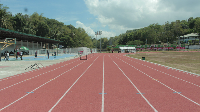 YOUTH EMPOWERMENT. Many of the sports events will happen in the Binirayan Sports Complex. Photo by Jieven Santisteban/ Rappler