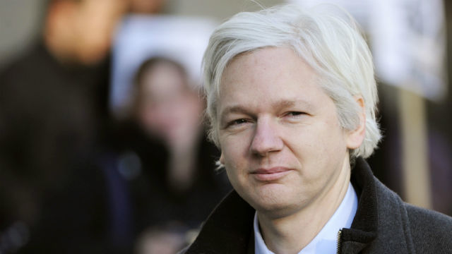 CONTROVERSIAL FIGURE. WikiLeaks founder has been a useful tool for the Russian government. File photo