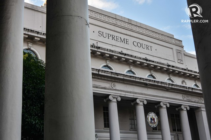 ORAL ARGUMENTS. The Supreme Court will hear petitioners and the government's defense in the killings committed in the name of the war on drugs. Photo by LeAnne Jazul/Rappler