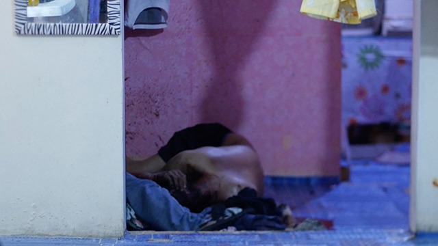 FATALITY. A drug suspect is dead after a buy-bust operation by Taguig City police.