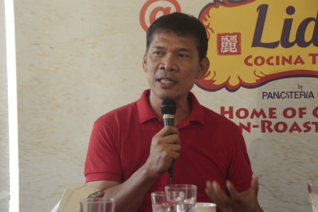 UNADDRESSED. Labor union leader Leody De Guzman laments the unaddressed demands of workers in the Philippines. Photo by Enrico Berdos/Rappler