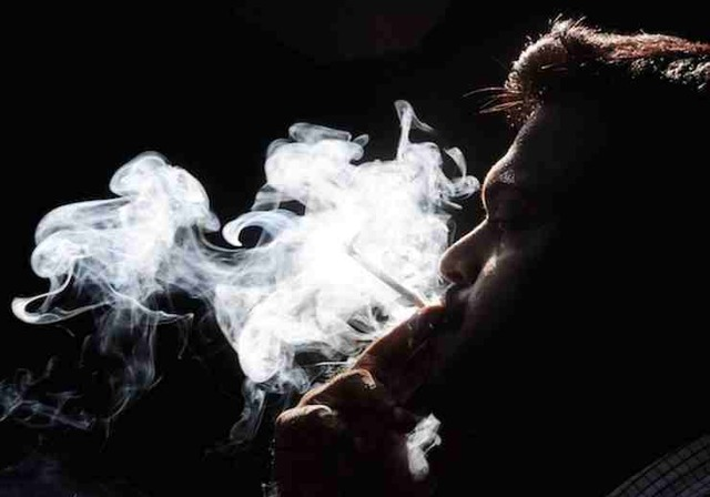 OUT OF BUSINESS. The World Health Organization chief wants cigarette companies put out of business. Photo from EPA