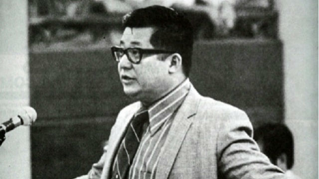 CRITICS. Benigno 'Ninoy' Aquino Jr was regarded as the staunchest opponent of the dictatorship of then-president Ferdinand Marcos. Photo from the Presidential Museum and Library Flickr account