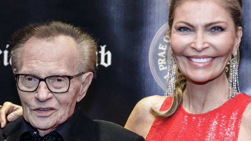 DIVORCE. Television host Larry King files for divorce from wife Shawn King on Tuesday, August 20. Photo by Kena Betancur/AFP