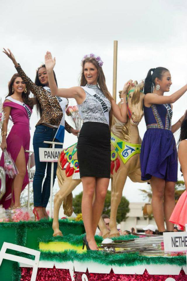 Photo courtesy of Miss Universe