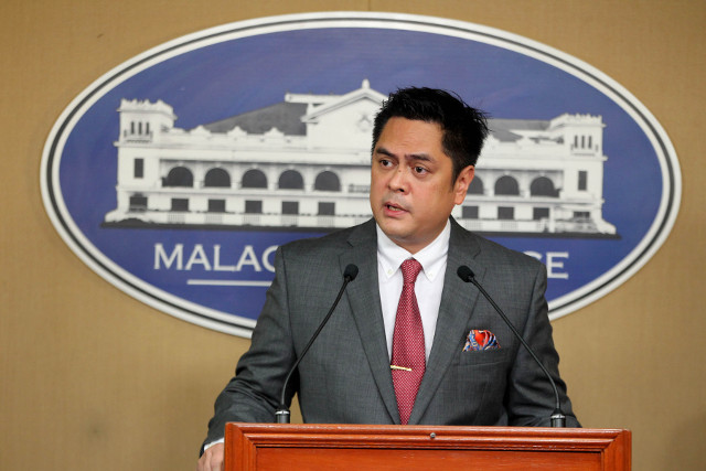 REMINDER. PCOO Secretary Martin Andanar reminds government officials of the existence of a Presidential TaskForce on Media Security. Malacau00f1ang file photo