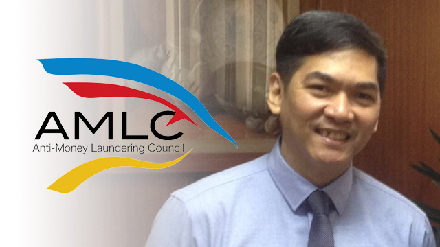 HEAD UNTIL JULY. CPA-lawyer Mel Georgie Racela is the officer-in-charge of the Anti-Money Laundering Council until July 31, 2017. Photo from the Embassy of the People's Republic of Bangladesh in Manila