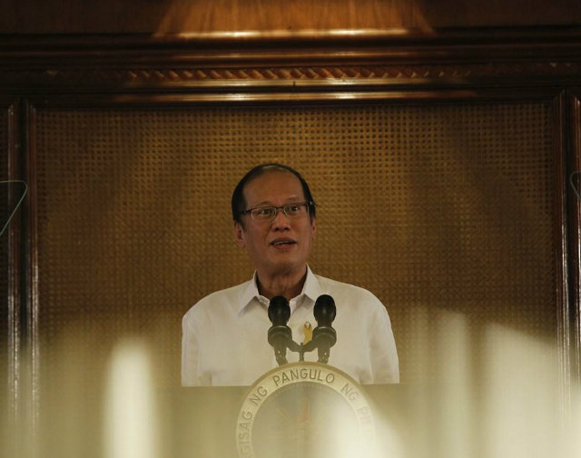 AQUINO LEGACY? UNHCR representative in the Philippines Bernard Kerblat says Aquino can leave behind a significant legacy by following Quezon and Quirino's examples of welcoming refugees. Malacau00f1ang Photo Bureau