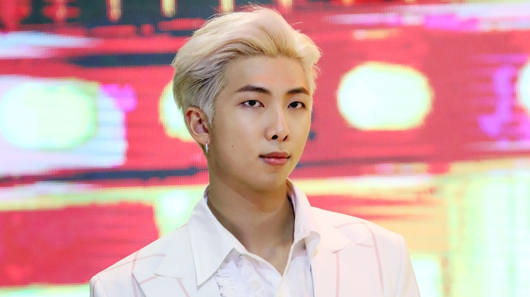 GOOD CAUSE. BTS' RM celebrated his 25th birthday on September 12 by donating to the Samsung Deaf School. Photo from BTS' Facebook page