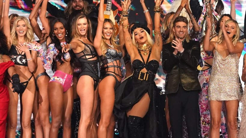 NO-SHOW. Luxury lingerie brand Victoria's Secret's annual fashion show is cancelled, amid declining sales and brand controversy. Photo by Timothy A. Clary/AFP
