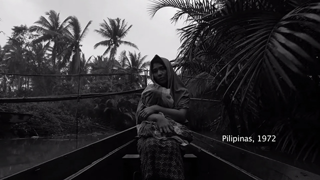FROM WHAT IS BEFORE. Movie reviewer Oggs Cruz praises director Lav Diaz's attentiveness to the fiilm's themes. Screengrab from YouTube