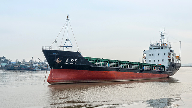 VIOLATION OF SANCTIONS. The UN has noted that illegal ship-to-ship trading used by North Korea has been 'a primary method of sanctions evasion', which involved 40 vessels and 130. Shutterstock image