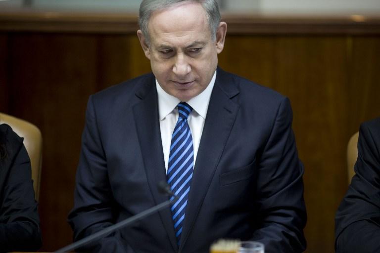 SECRET. Israeli Prime Minister Benjamin Netanyahu held secret meetings with Arab ruler in 2016. File photo by Abir Sultan/ AFP