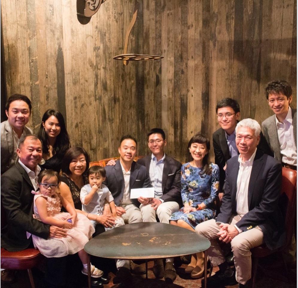 Photo from Li Huanwu's Facebook