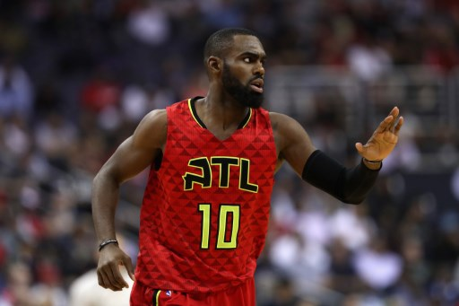 GOING HOME. Tim Hardaway Jr is heading back to the New York Knicks. Photo by Rob Carr/Getty Images North America/AFP