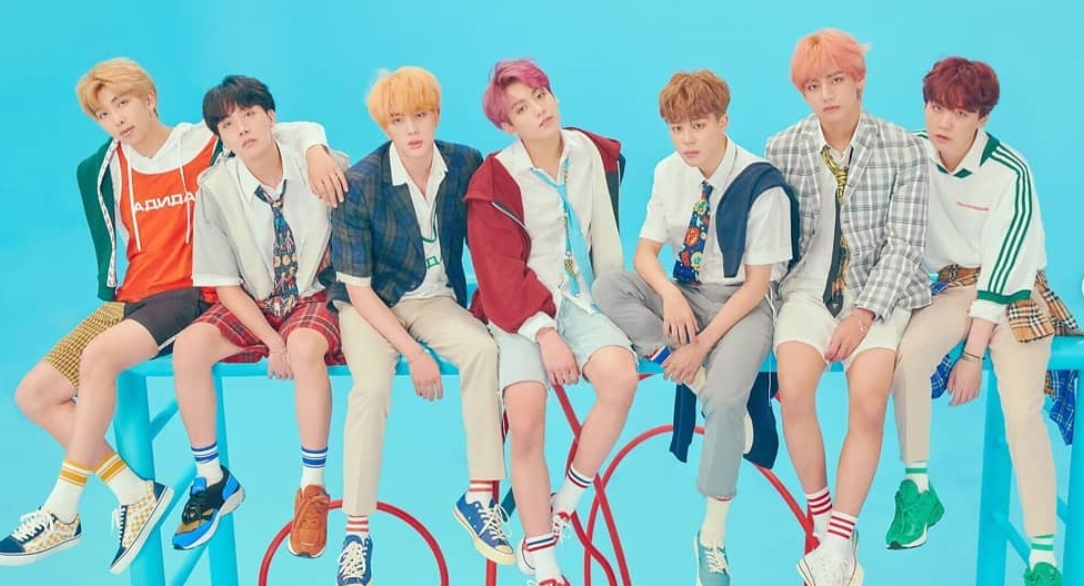 UNSTOPPABLE FORCE. K-pop group BTS is making musical waves all over the world. Photo from BTS Official