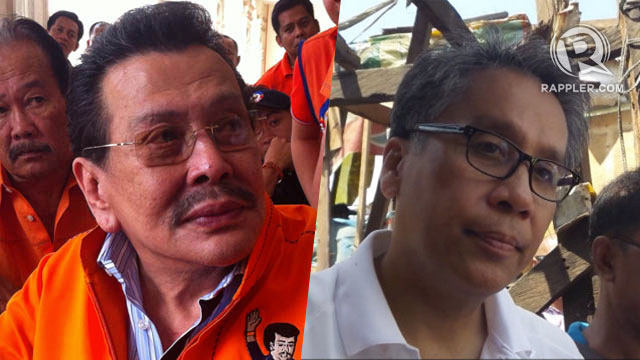BIG QUESTION. With the Ejercitos endorsing administration bet Mar Roxas, will former president and current Manila Mayor Joseph 'Erap' Estrada's blessing follow?