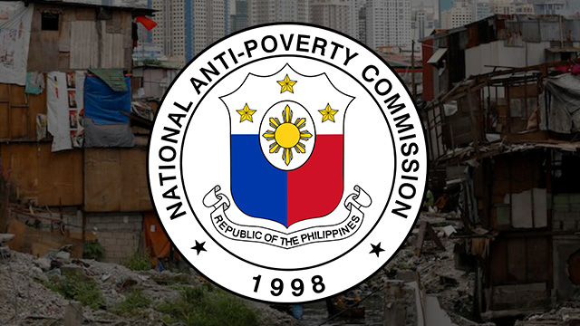 CONTRACTUALS. Workers are given the option to reapply to the National Anti-Poverty Commission after lead convenor Liza Maza sacked them in early September.
