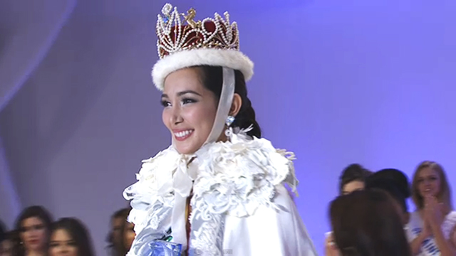 MISS INTERNATIONAL 2013. Bea Santiago has also given tips to Mariel de Leon, as she competes in Miss International 2017.