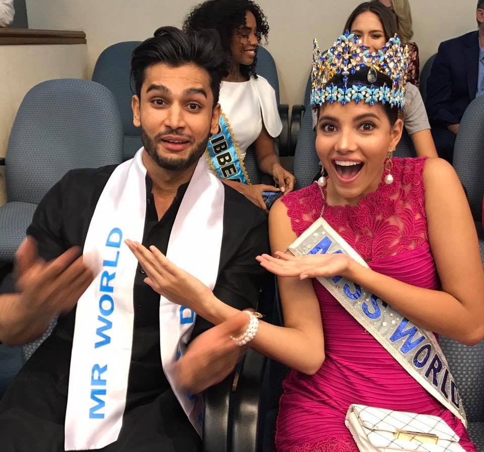 Photo from Miss World Facebook page