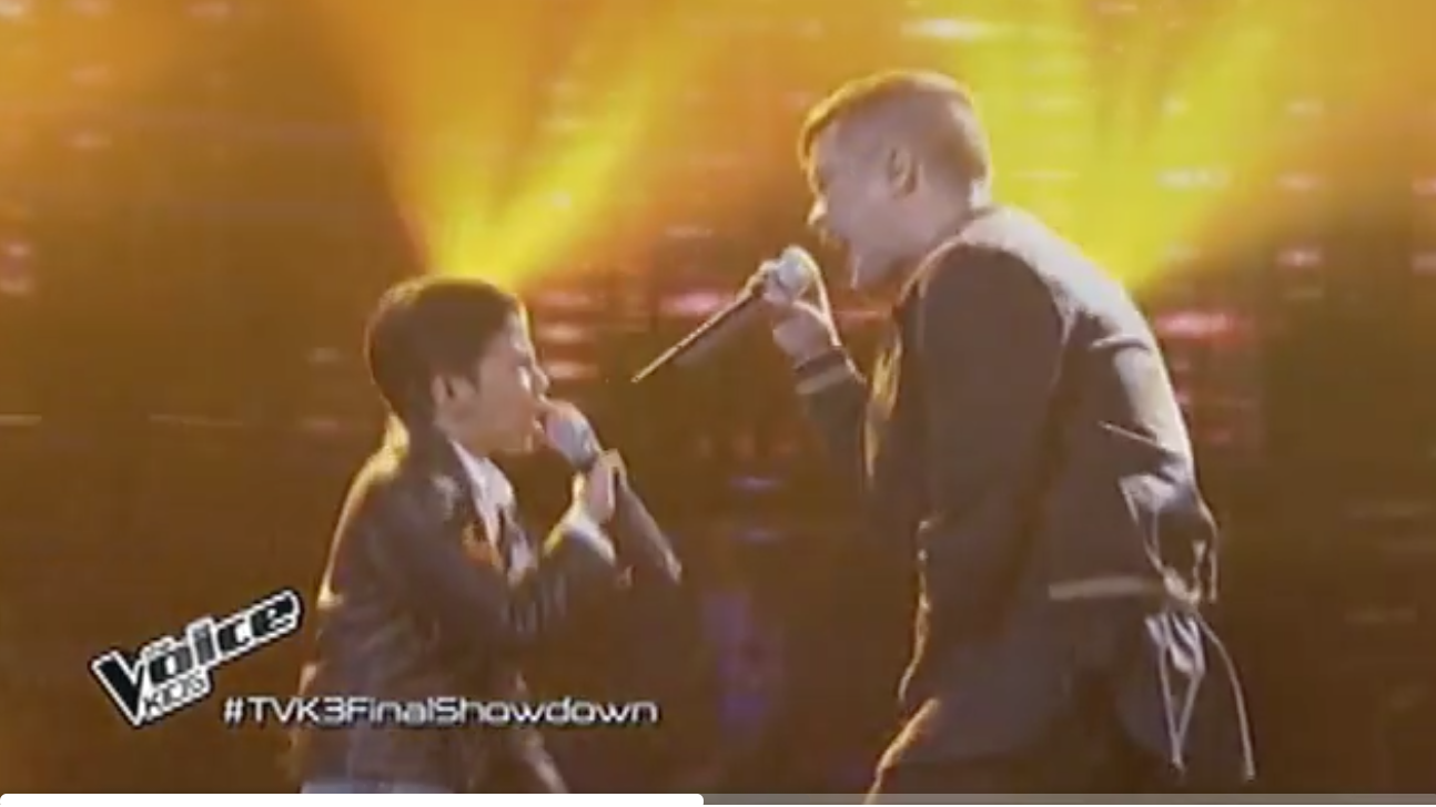 Screengrab from The Voice Kids website/ABS-CBN