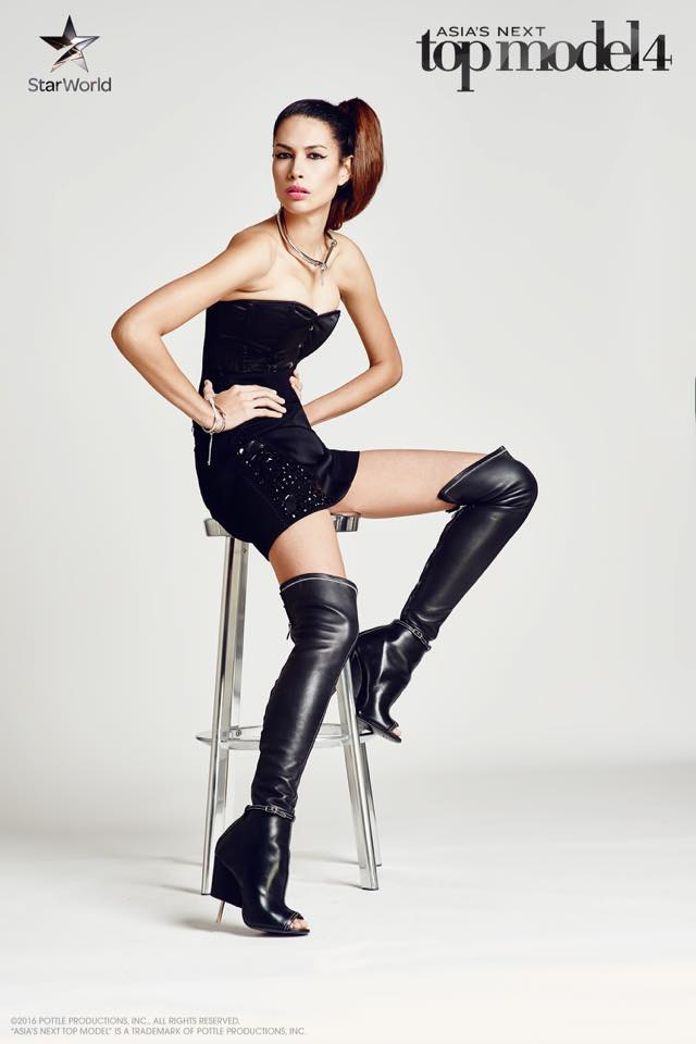 Photo from Facebook/Asia's Next Top Model season 4