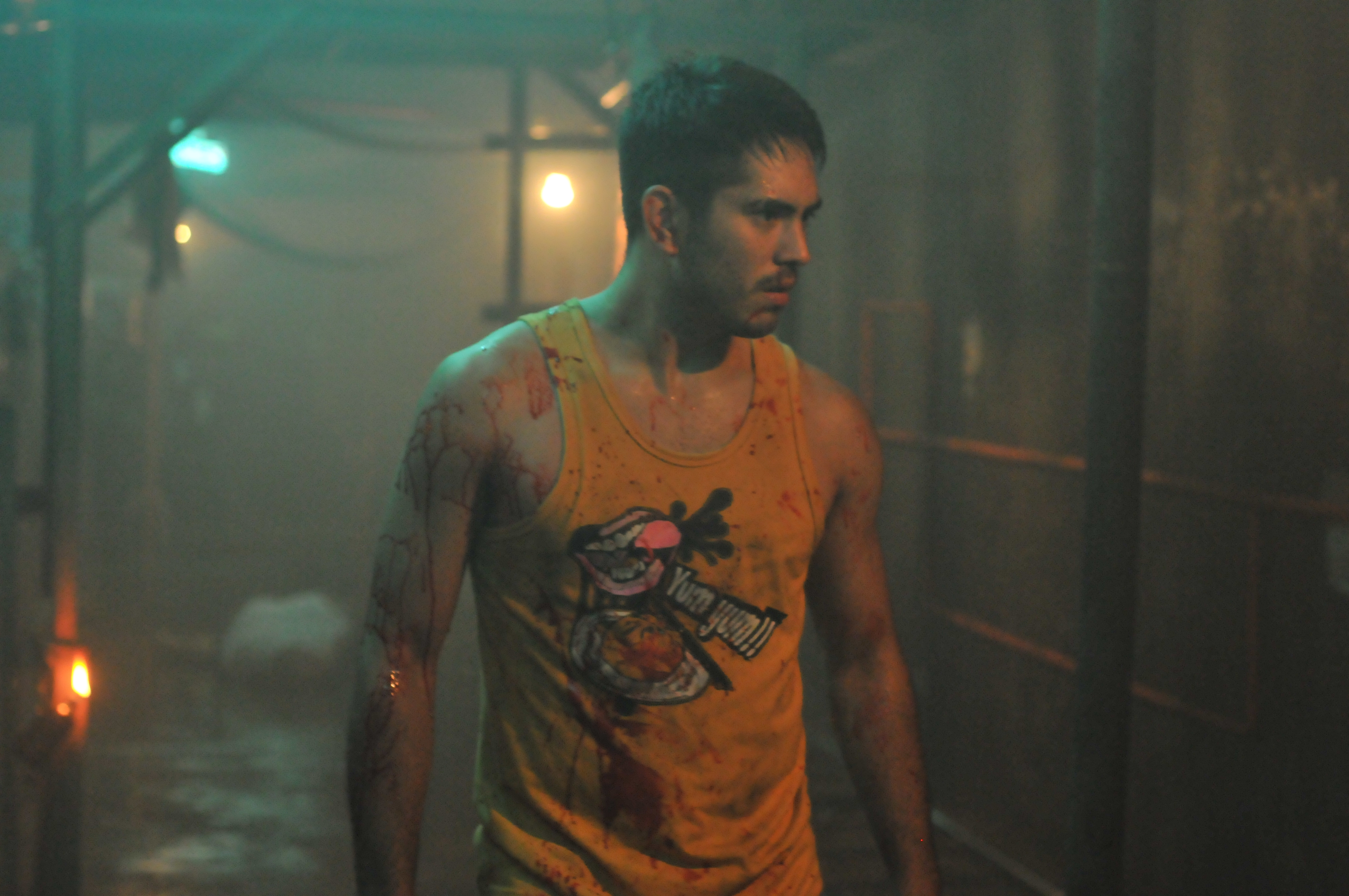 Gerald Anderson as Daniel. Photo courtesy of Reality Entertainment