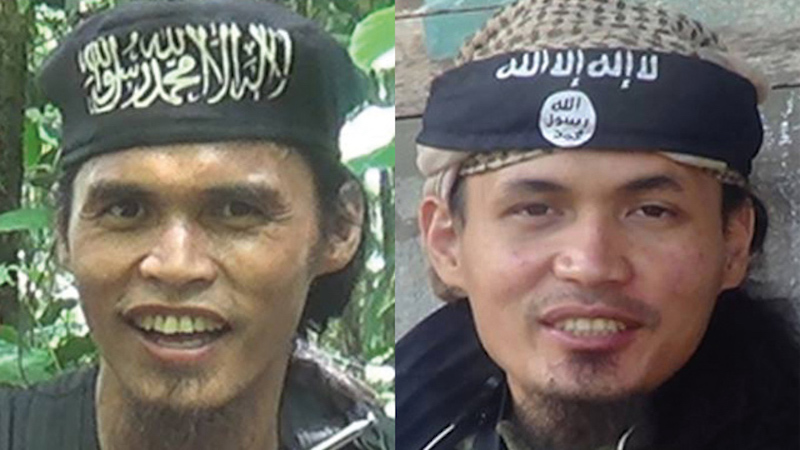 LEADERS. Omar and Abdullah Maute are the known leaders of the so-called Maute Brothers.