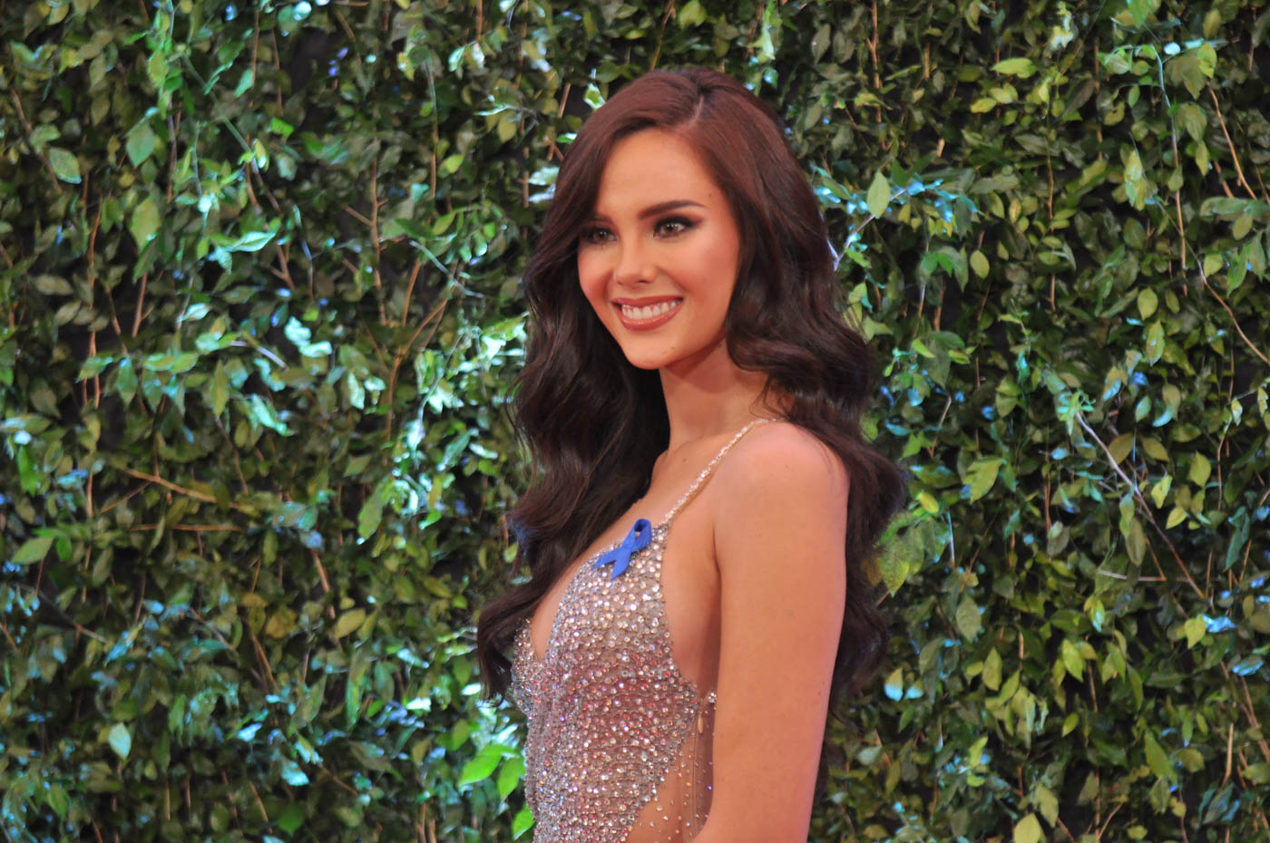 FAVE QUEEN. Catriona Gray during the ABS-CBN Ball last September 29. Photo by Jay Ganzon/Rappler