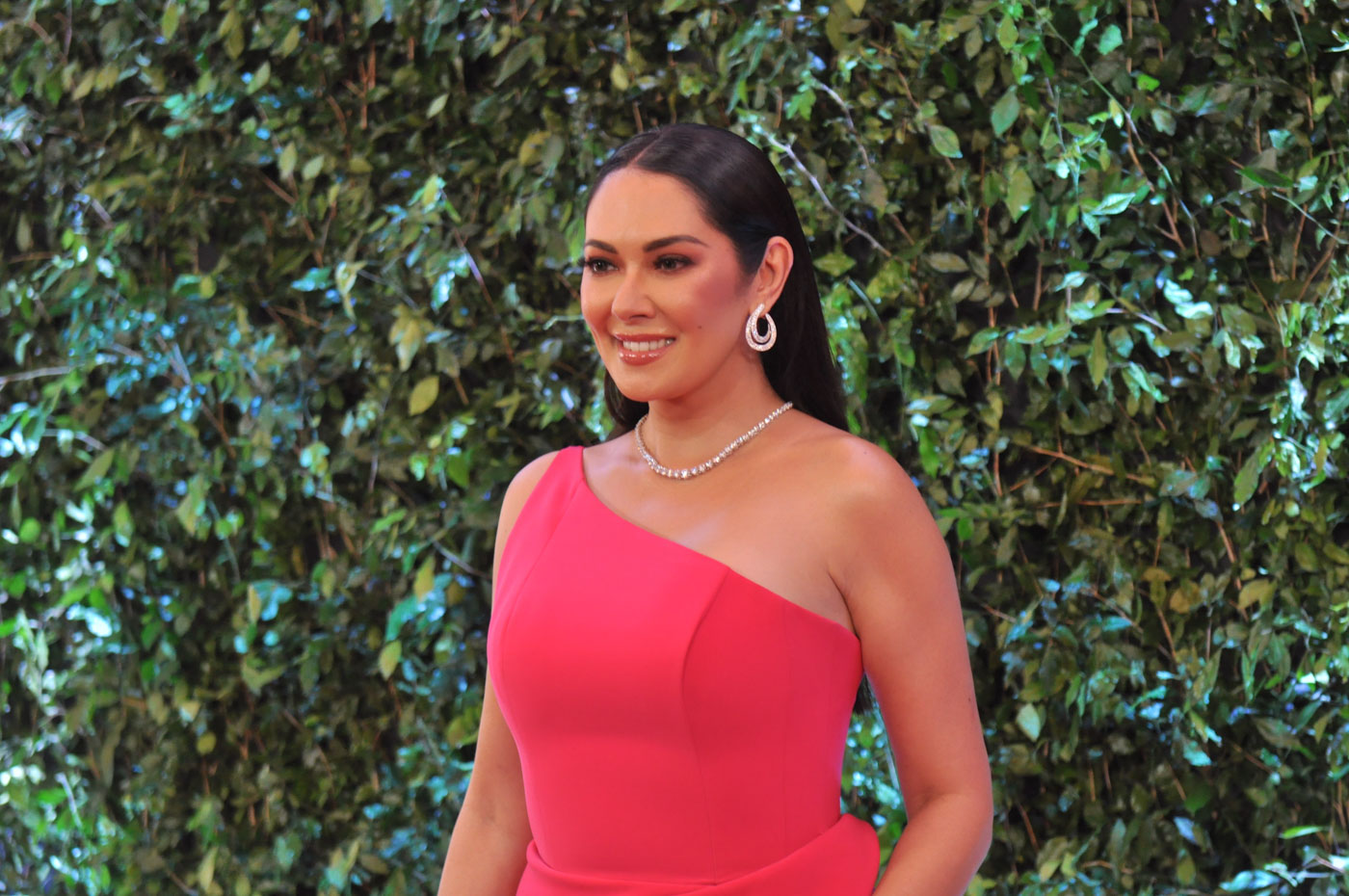 MISS WORLD PH 1993. Ruffa Gutierrez at the ABS-CBN Ball last September 29. Photo by Jay Ganzon/Rappler