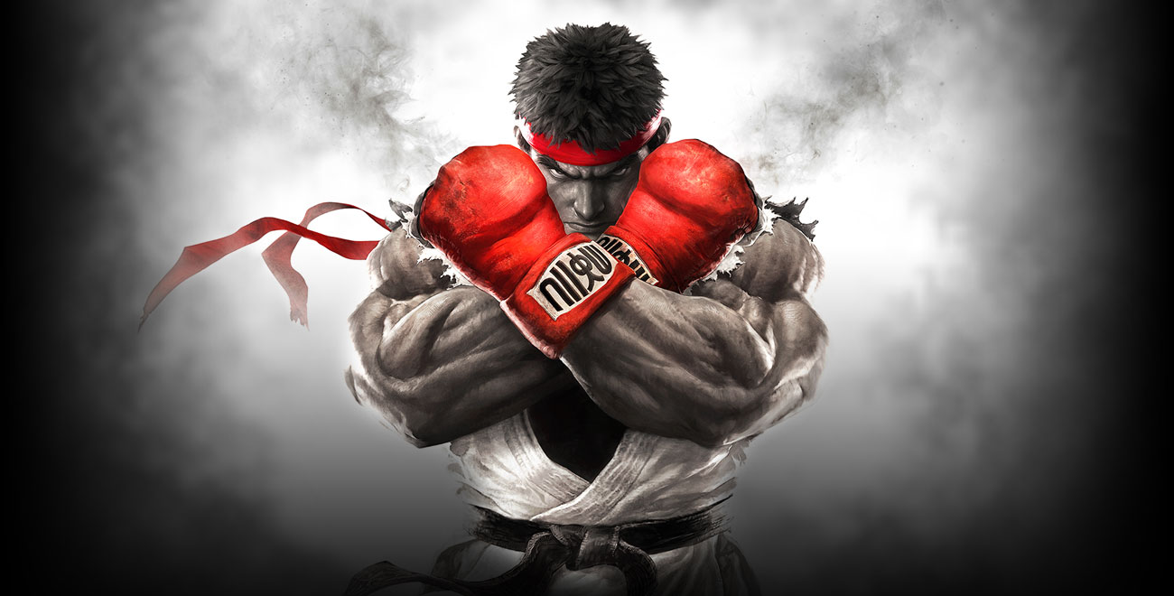 RYU. Photo from Streetfighter.com