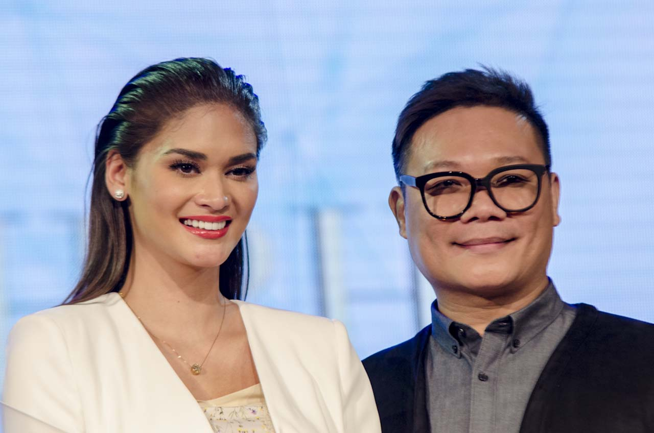 NEW PROJECT. Pia is set to show her cooking skills online through 'The Beautiful Kitchen,' which will be available online soon. The project is made possible by her manager Jonas Gaffud.