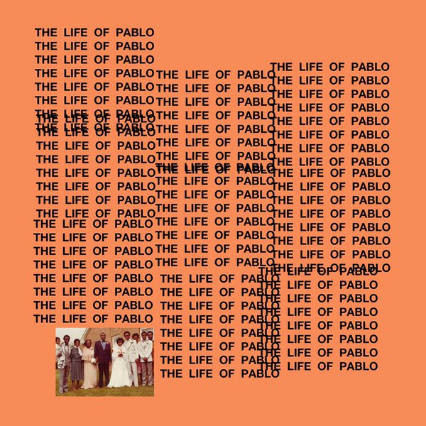 THE LIFE OF PABLO. Screengrab from Twitter/KanyeWest