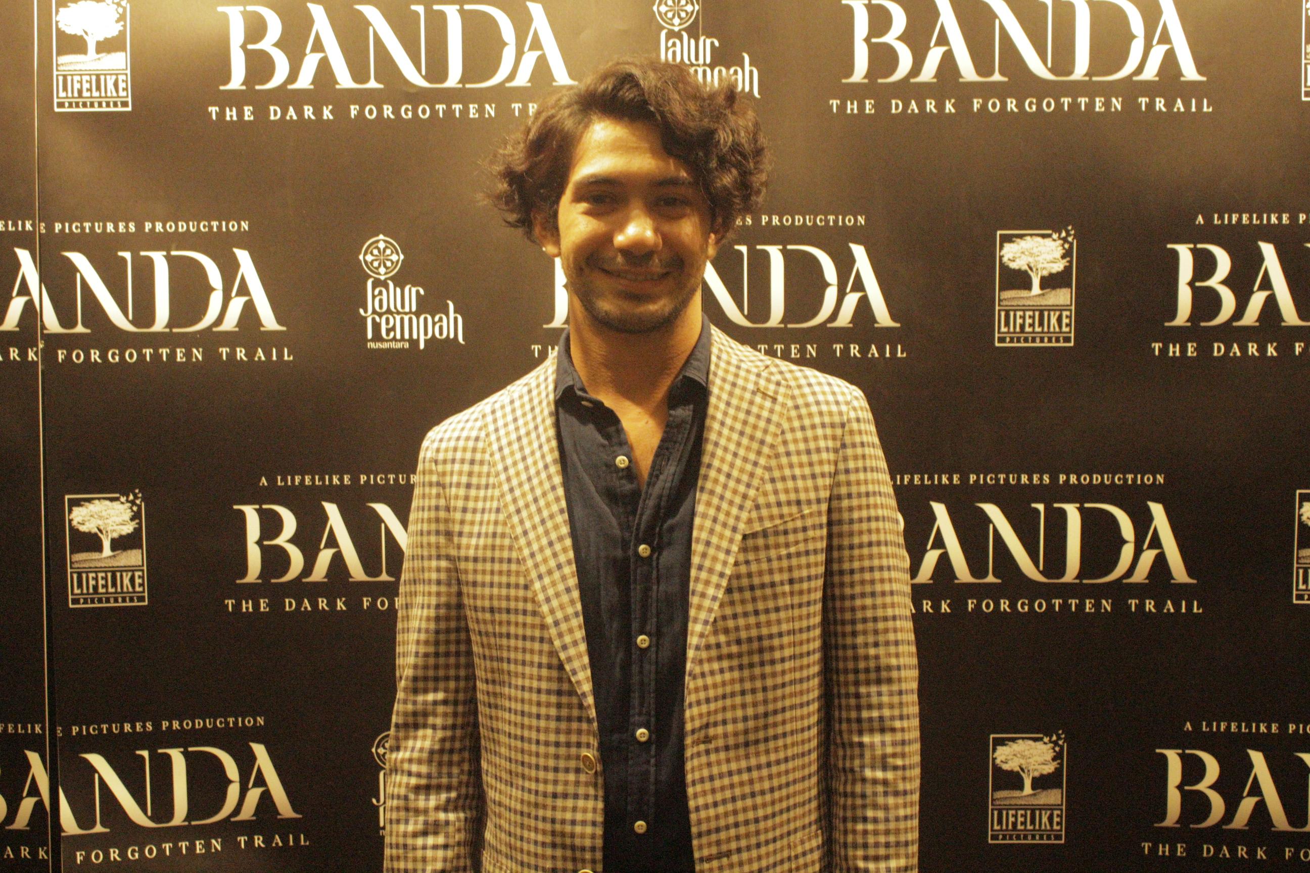 Aktor Reza Rahadian. Foto oleh Diego Batara/Rappler