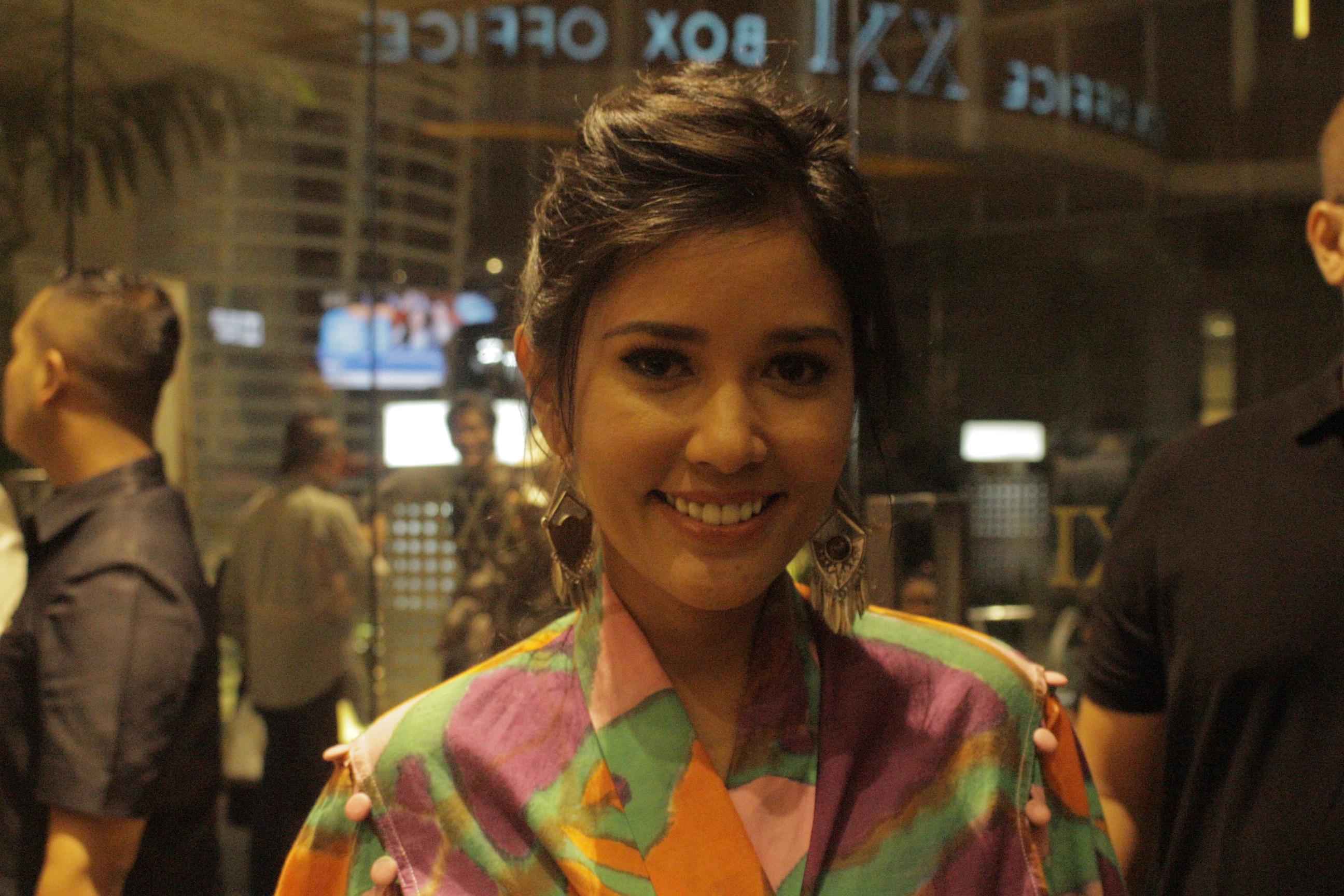 Aktris Titi Rajo Bintang. Foto oleh Diego Batara/Rappler