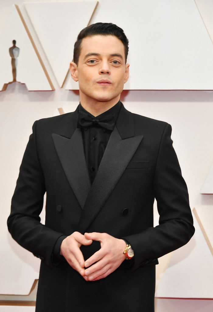 Rami Malek attends the 92nd Annual Academy Awards at Hollywood and Highland on February 09, 2020 in Hollywood, California. Photo by Amy Sussman/Getty Images/AFP