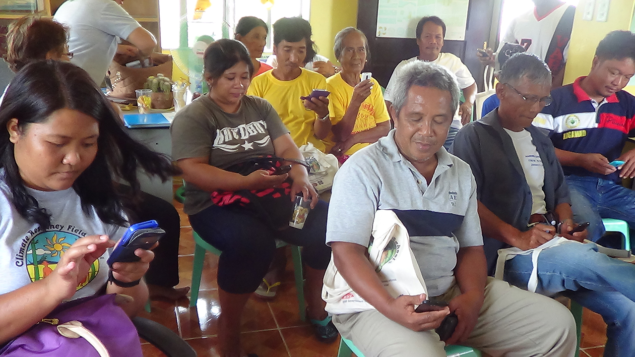 IMPROVEMENT. Spectres Solutions overcome the challenges, ultimately benefiting farmers under the Sagip Buhay at Saka program.