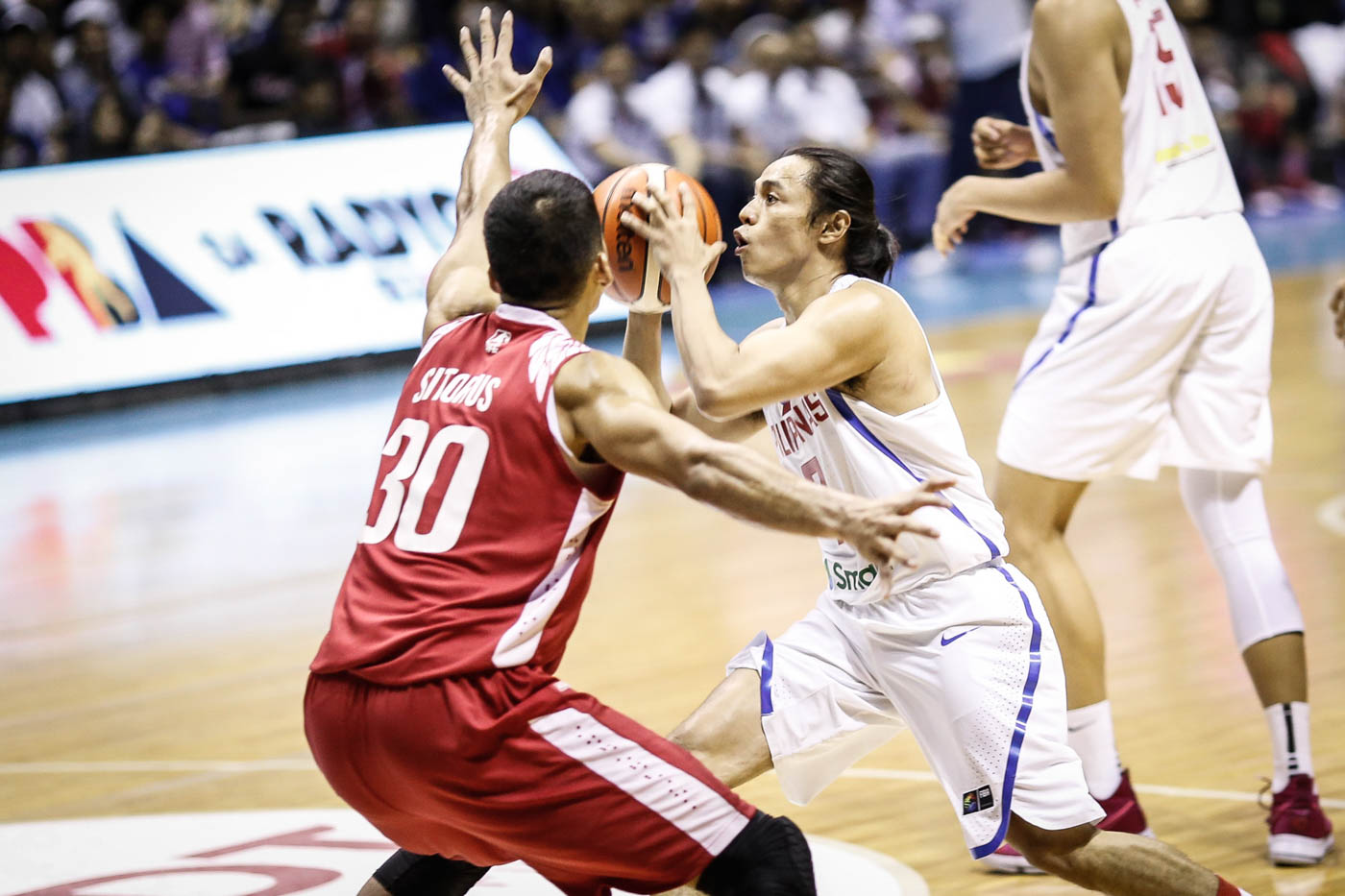 FAVORITE. Terrence Romeo is a crowd favorite during the tournament. Photo by Josh Albelda/Rappler