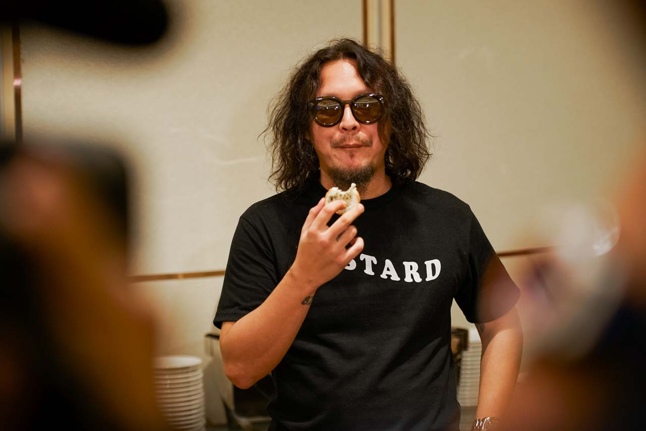 ARRESTED AGAIN. Baron Geisler is in the headlines once again, after being arrested for alarm and scandal. File photo by Martin San Diego/Rappler
