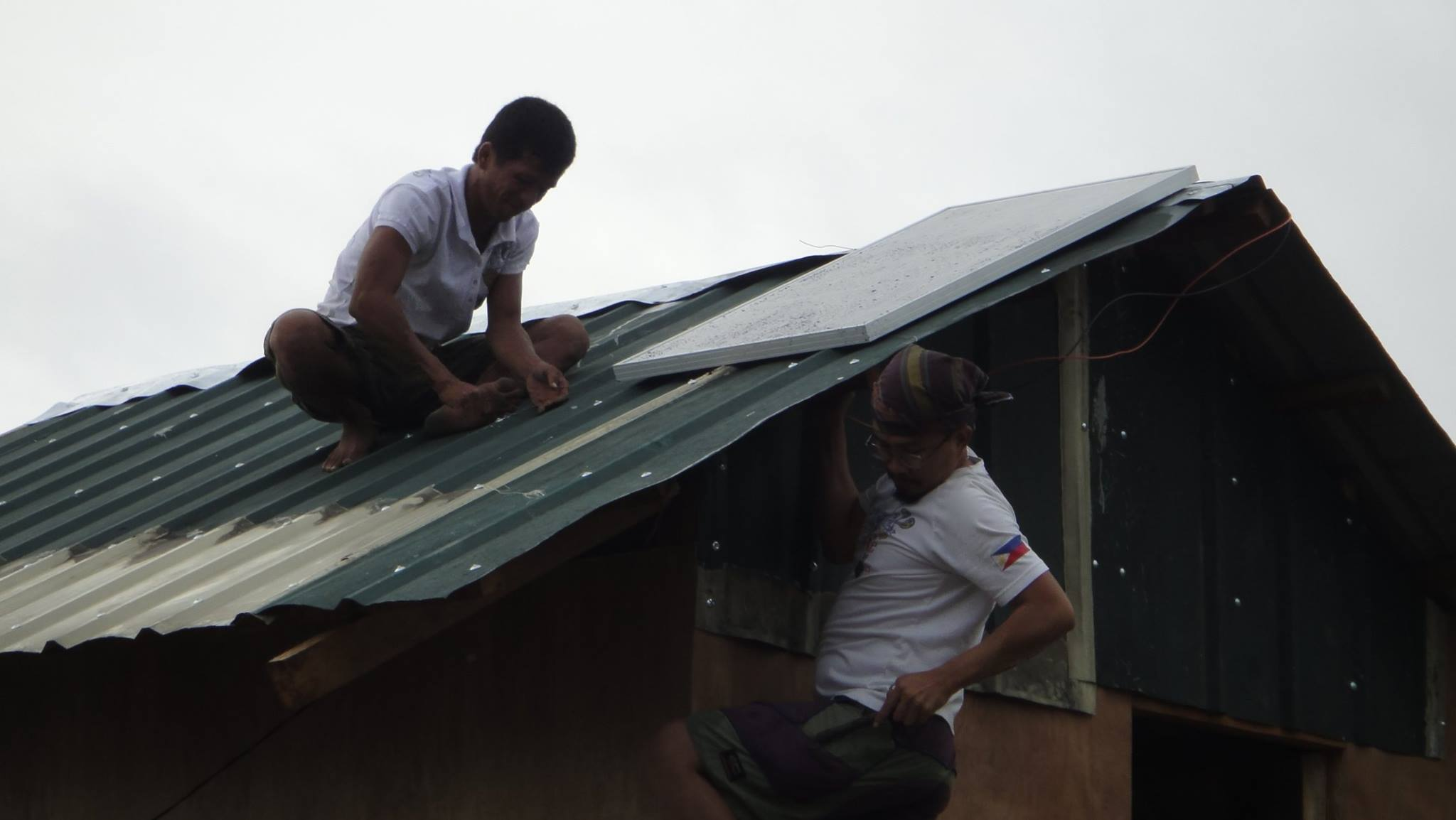 IN CASE OF EMERGENCY. SolarSolutions provides alternative energy solutions during disaster response