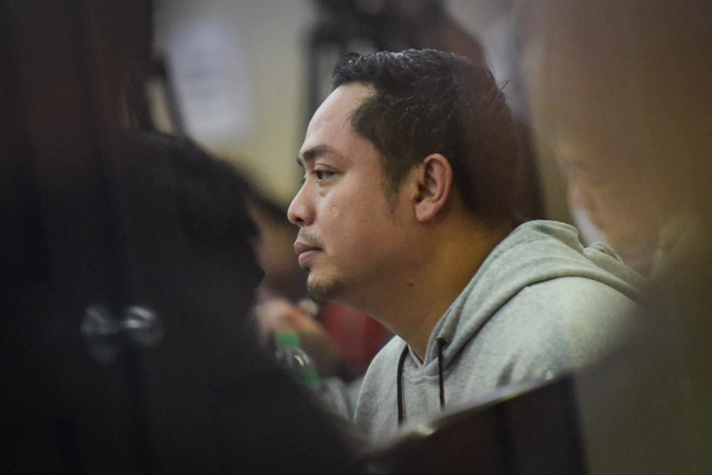 TELL ALL. Convict Jaybee Sebastian joins other witnesses in linking Senator Leila de Lima to the drug trade in Bilibid. Photo by LeAnne Jazul/Rappler